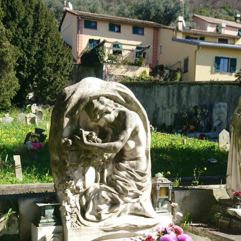 cimitero storico di Quinto al mare